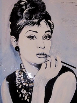 Ana Sasu, vetro artistico