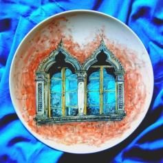 Roberto Gallazzi, decorazione ceramica