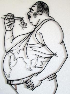 Dodo (Fabrizio Menotti), Scultura