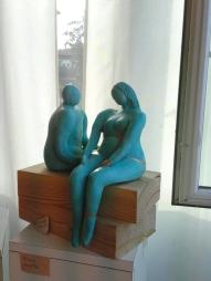 Giovanna Mingoia, scultura