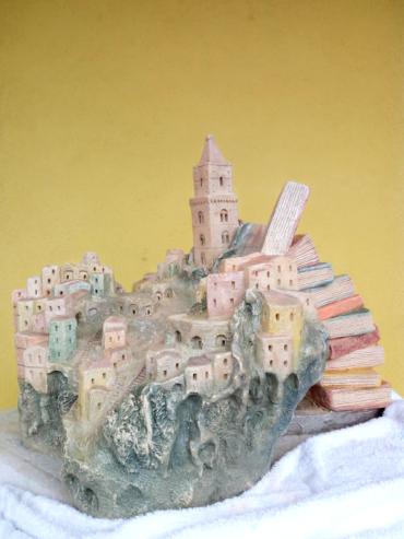 Marcello Papaleo, scultura