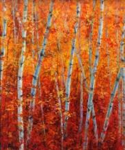 Alida Bardelli, pittura