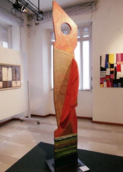 Enrico Milesi, Scultura