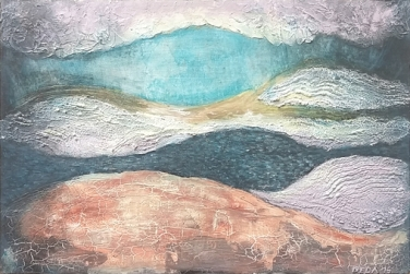 Daniela Elisabetta Meda (Deda), pittura