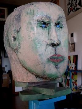 Gabriele Piccardi, scultura