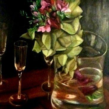 Valbona Prifti, pittura