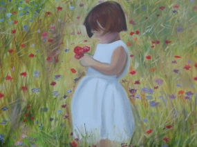 DanielaTamborini, dipinto