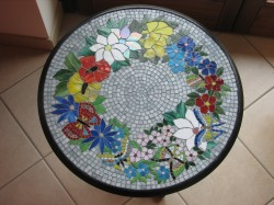 Marina Craizar Grégoire, mosaico