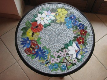 Marina Craizar, mosaico