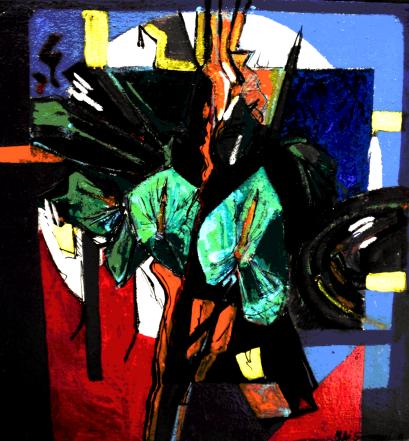 Michele Di Giovanni, Pittura